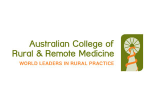 Australian College of Rural & Remote Medicine Logo 2020