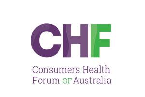 Consumers Health Forum of Australia Logo 2020