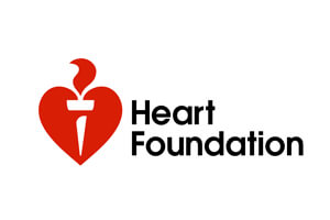 Heart Foundation Logo 2020