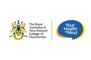 The Royal Australian and New Zealand College of Psychiatrists Logo 2020