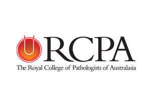 The Royal College of Pathologists Australia Logo 2020